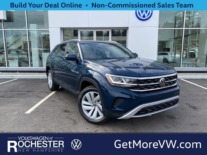 2021 Volkswagen Atlas Cross Sport 2.0T SE w/Technology 4Motion Rochester NH