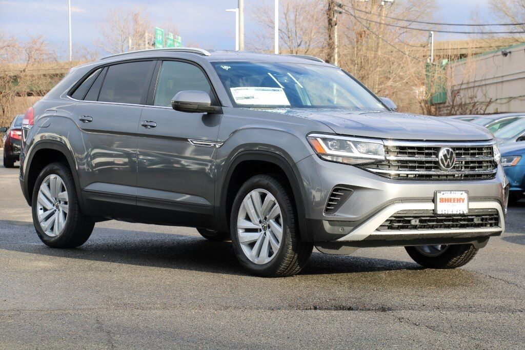 2021 Volkswagen Atlas Cross Sport 2.0T SE w/Technology 4Motion Springfield VA