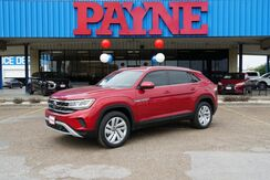 2021_Volkswagen_Atlas Cross Sport_2.0T SE w/Technology_ Brownsville TX