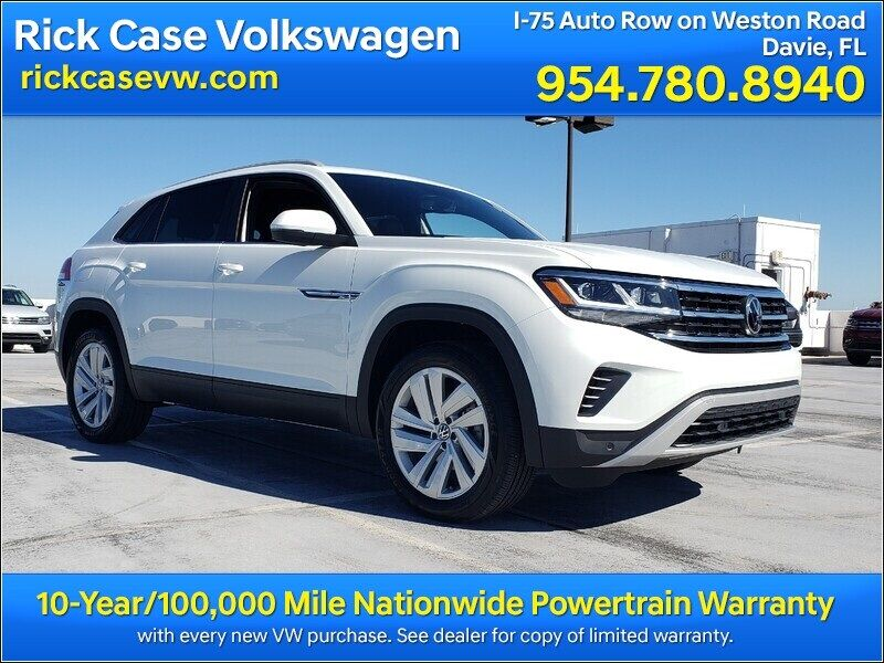 2021 Volkswagen Atlas Cross Sport 2.0T SE w/Technology Davie FL