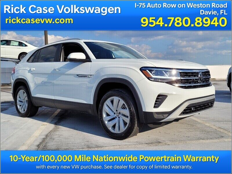 2021 Volkswagen Atlas Cross Sport 2.0T SE w/Technology