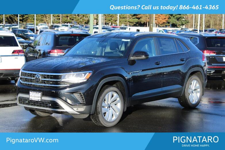 2021 Volkswagen Atlas Cross Sport 2.0T SE w/Technology Everett WA