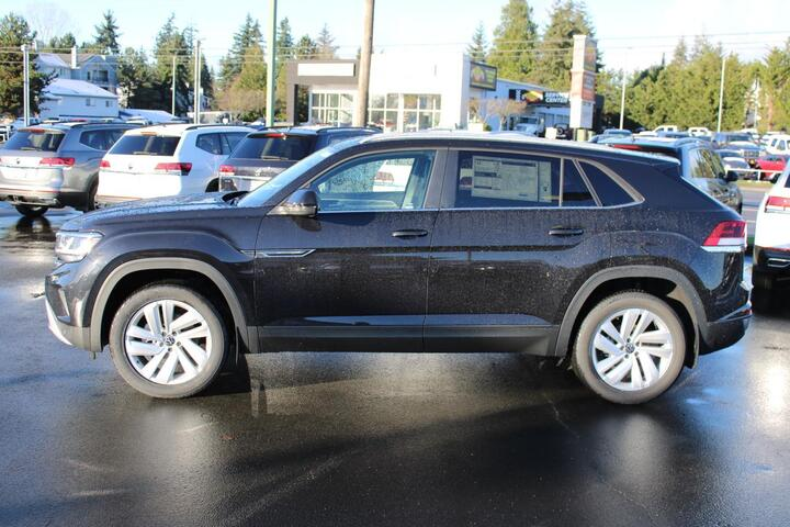 2021 Volkswagen Atlas Cross Sport 2.0T SE w/Technology Everett WA