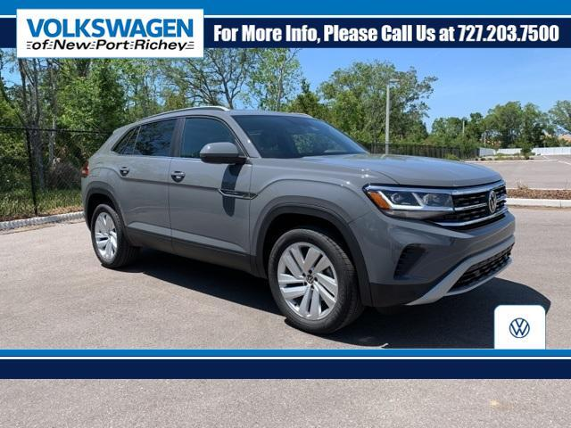 2021 Volkswagen Atlas Cross Sport 2.0T SE w/Technology FWD New Port Richey FL