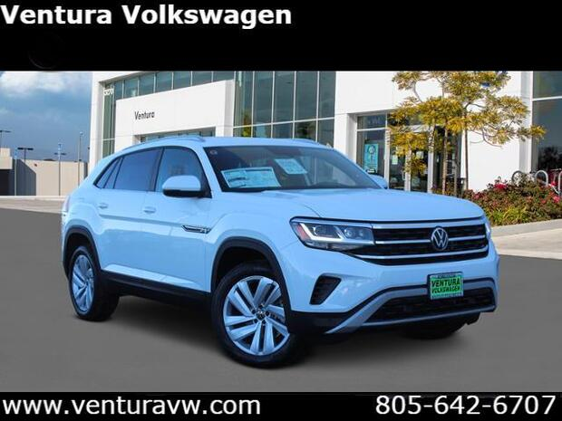 2021 Volkswagen Atlas Cross Sport 2.0T SE w/Technology FWD Ventura CA