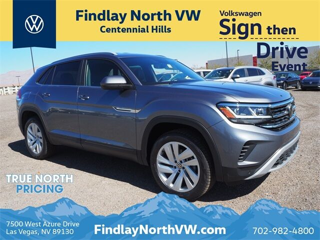 2021 Volkswagen Atlas Cross Sport 2.0T SE w/Technology Las Vegas NV