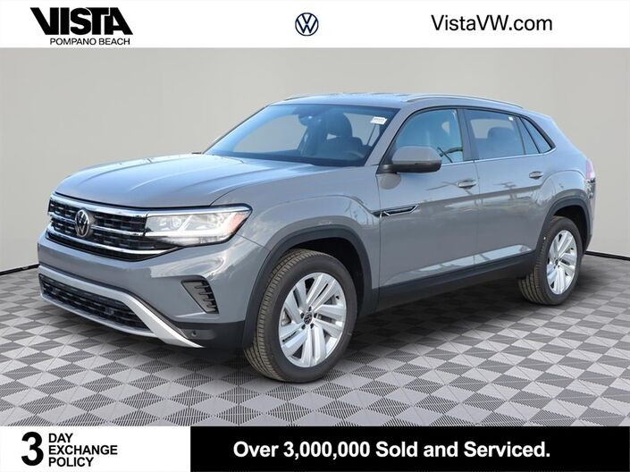 2021 Volkswagen Atlas Cross Sport 2.0T SE w/Technology Pompano Beach FL
