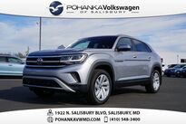 Volkswagen Atlas Cross Sport 2.0T SE w/Technology 2021