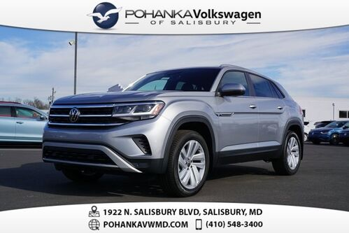 2021_Volkswagen_Atlas Cross Sport_2.0T SE w/Technology_ Salisbury MD