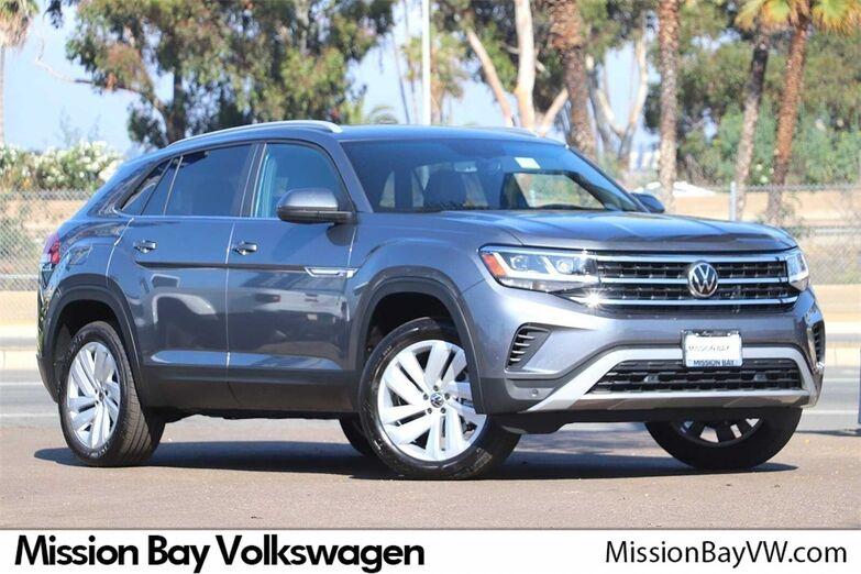 2021 Volkswagen Atlas Cross Sport 2.0T SE w/Technology San Diego CA