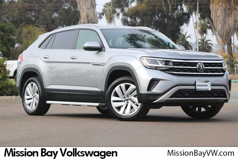 2021 Volkswagen Atlas Cross Sport 2.0T SE w/Technology San Diego CA
