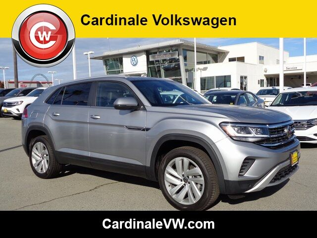 2021 Volkswagen Atlas Cross Sport 2.0T SE w/Technology Salinas CA