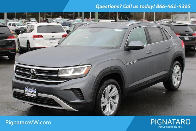 2021 Volkswagen Atlas Cross Sport 2.0T SEL 4Motion Everett WA