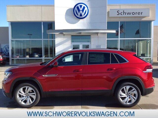 2021 Volkswagen Atlas Cross Sport 2.0T SEL 4Motion Lincoln NE