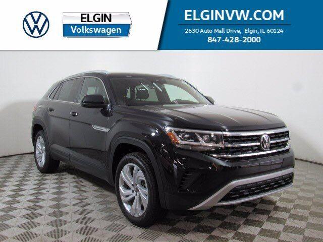 2021 Volkswagen Atlas Cross Sport 2.0T SEL Elgin IL