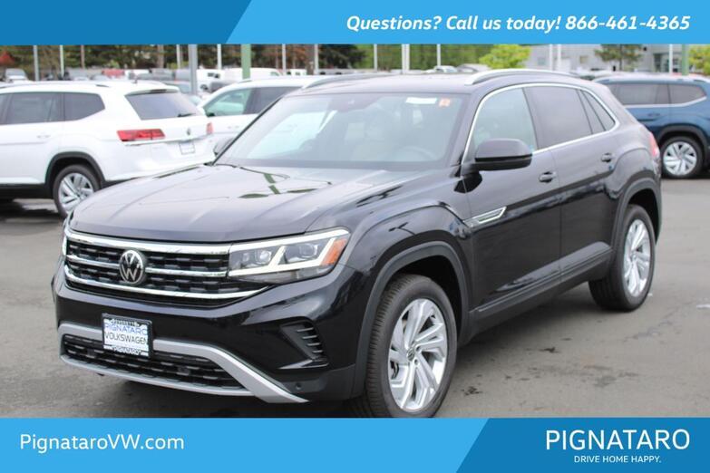 2021 Volkswagen Atlas Cross Sport 2.0T SEL Everett WA