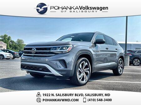 2021_Volkswagen_Atlas Cross Sport_2.0T SEL Premium 4Motion_ Salisbury MD