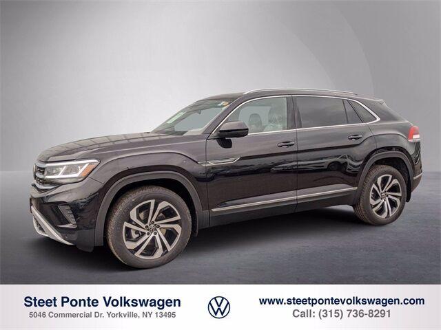 2021 Volkswagen Atlas Cross Sport 2.0T SEL Premium Yorkville NY