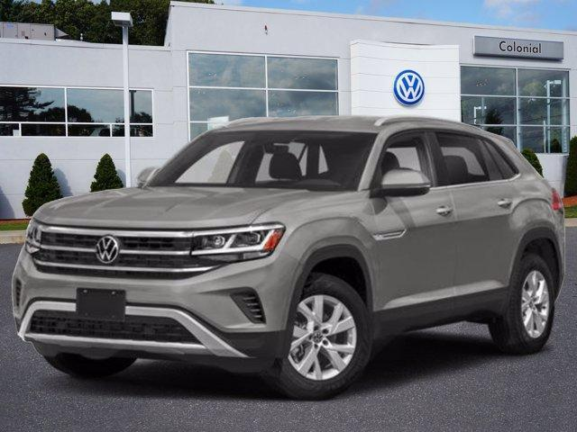 2021 Volkswagen Atlas Cross Sport 3.6L V6 SE w/Technology 4MOTION Wellesley MA