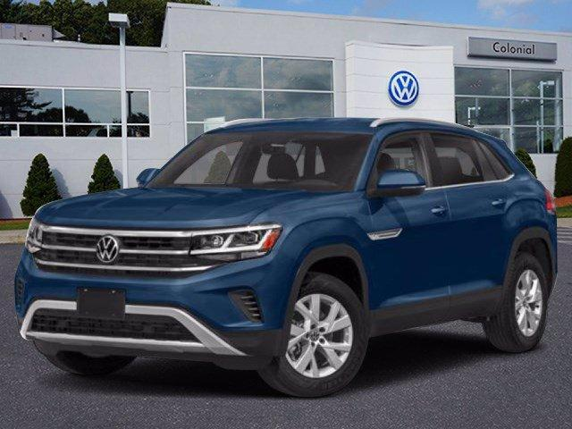 2021 Volkswagen Atlas Cross Sport 3.6L V6 SE w/Technology 4MOTION Westborough MA