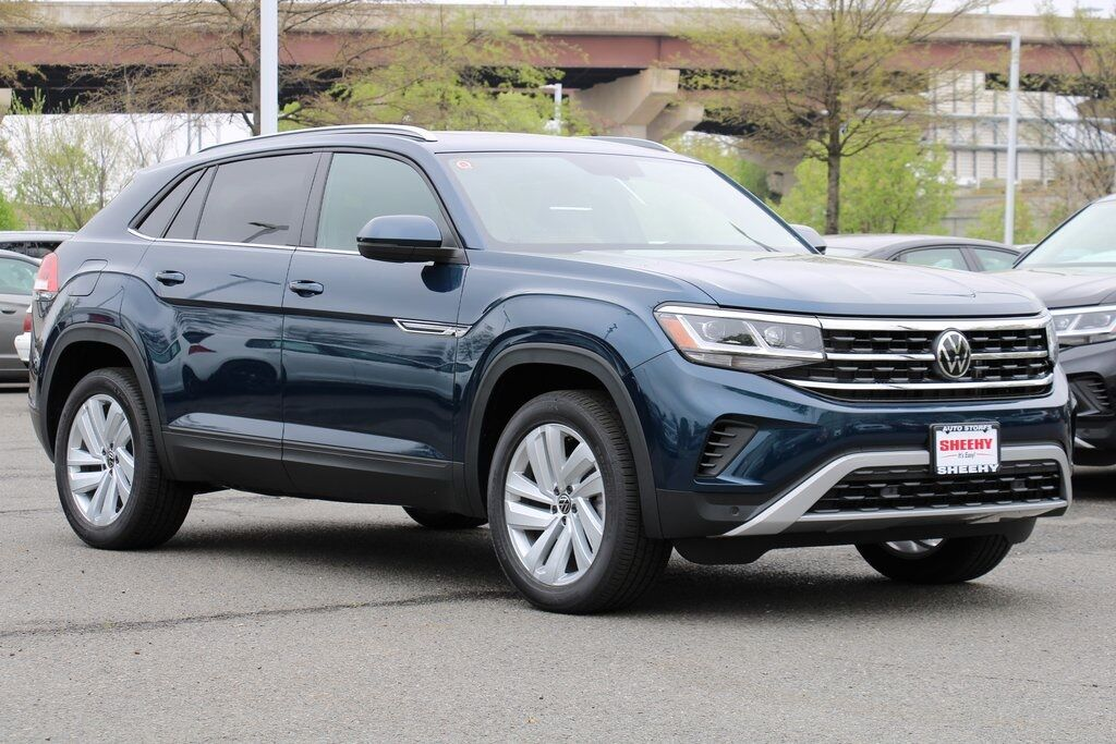2021 Volkswagen Atlas Cross Sport 3.6L V6 SE w/Technology 4Motion Springfield VA