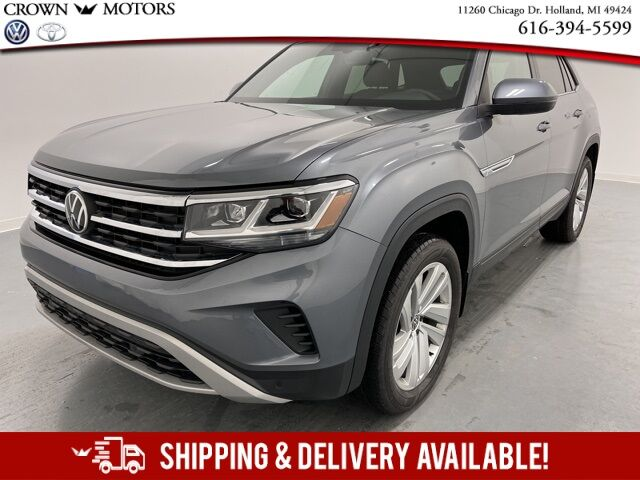 2021 Volkswagen Atlas Cross Sport 3.6L V6 SE w/Technology 4Motion Holland MI