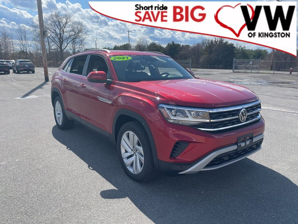 2021_Volkswagen_Atlas Cross Sport_3.6L V6 SE w/Technology 4Motion_ Kingston NY