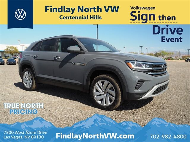 2021 Volkswagen Atlas Cross Sport 3.6L V6 SE w/Technology 4Motion Las Vegas NV