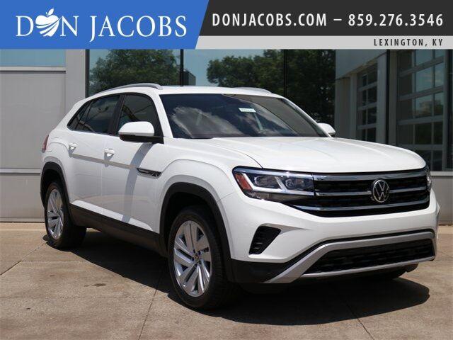 2021 Volkswagen Atlas Cross Sport 3.6L V6 SE w/Technology 4Motion Lexington KY