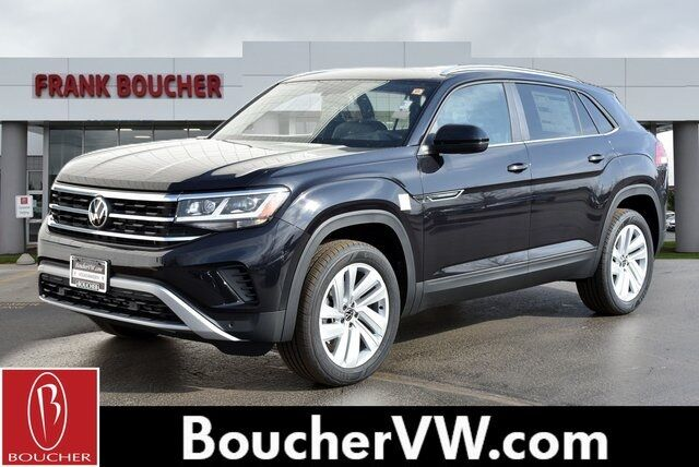 2021 Volkswagen Atlas Cross Sport 3.6L V6 SE w/Technology 4Motion Racine WI
