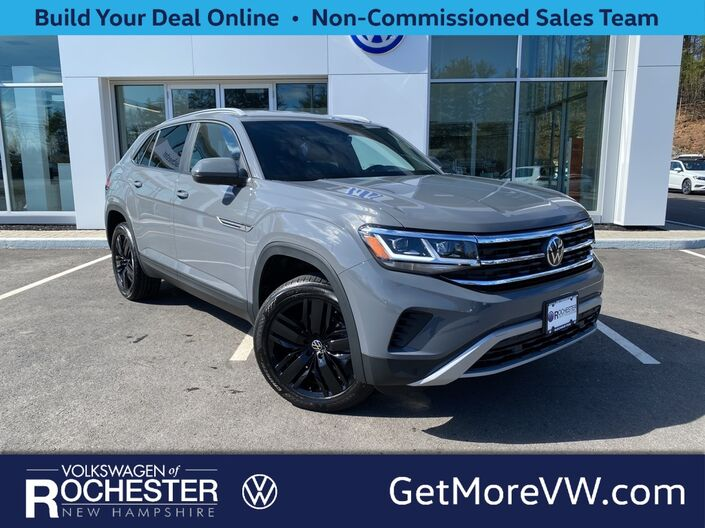 2021 Volkswagen Atlas Cross Sport 3.6L V6 SE w/Technology 4Motion Rochester NH