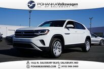 Volkswagen Atlas Cross Sport 3.6L V6 SE w/Technology 4Motion 2021