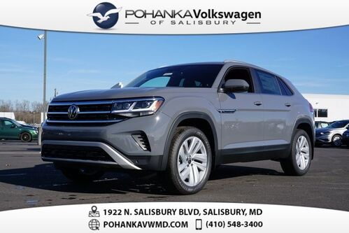 2021_Volkswagen_Atlas Cross Sport_3.6L V6 SE w/Technology 4Motion_ Salisbury MD