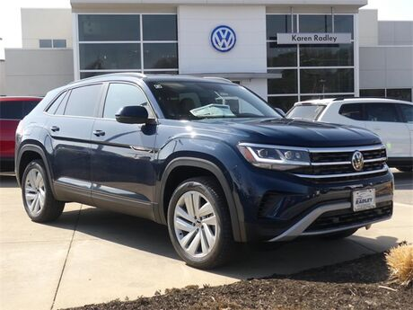 2021 Volkswagen Atlas Cross Sport 3.6L V6 SE w/Technology 4Motion Northern VA DC