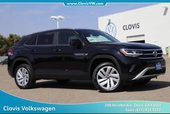 2021_Volkswagen_Atlas Cross Sport_3.6L V6 SE w/Technology_ Clovis CA