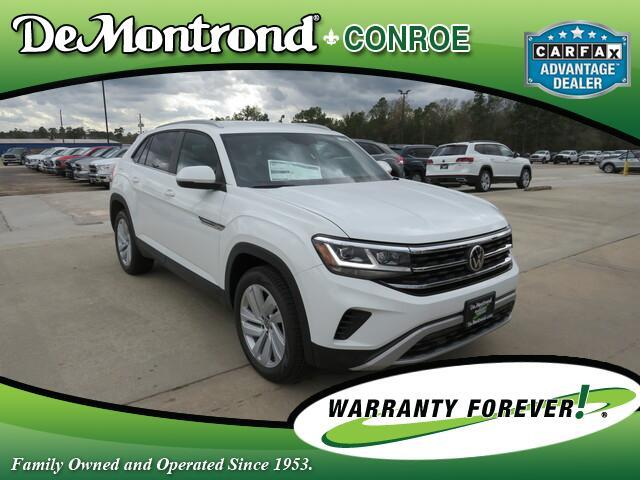 2021 Volkswagen Atlas Cross Sport 3.6L V6 SE w/Technology Conroe TX