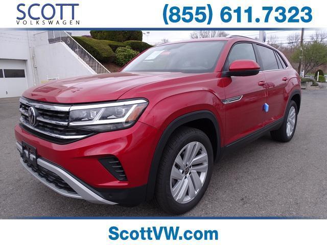 2021 Volkswagen Atlas Cross Sport 3.6L V6 SE w/Technology Providence RI