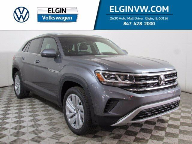 2021 Volkswagen Atlas Cross Sport 3.6L V6 SE w/Technology Elgin IL