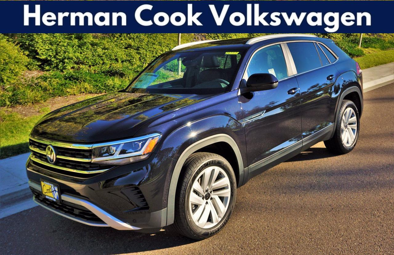 2021 Volkswagen Atlas Cross Sport 3.6L V6 SE w/Technology Encinitas CA
