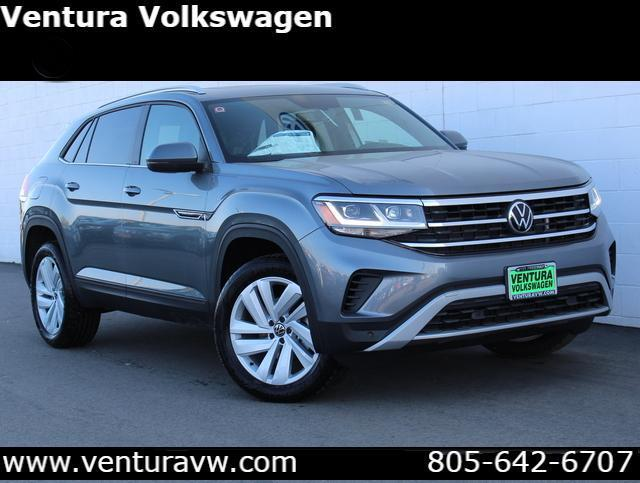 2021 Volkswagen Atlas Cross Sport 3.6L V6 SE w/Technology FWD