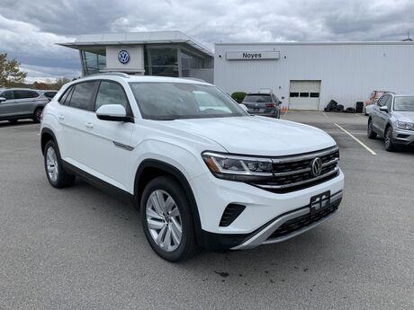 2021 Volkswagen Atlas Cross Sport 3.6L V6 SE w/Technology Keene NH
