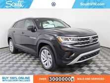 Volkswagen Atlas Cross Sport 3.6L V6 SE w/Technology Miami FL