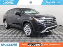 2021_Volkswagen_Atlas Cross Sport_3.6L V6 SE w/Technology_ Miami FL