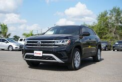 2021_Volkswagen_Atlas Cross Sport_3.6L V6 SE w/Technology_ Mission TX