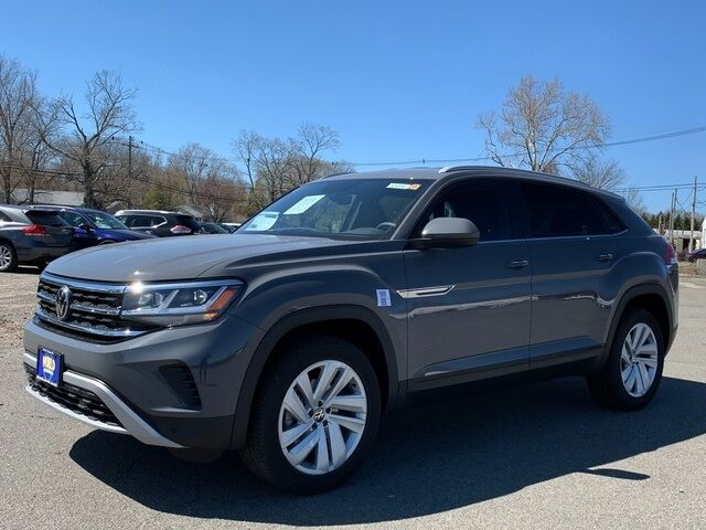 2021 Volkswagen Atlas Cross Sport 3.6L V6 SE w/Technology Neptune NJ