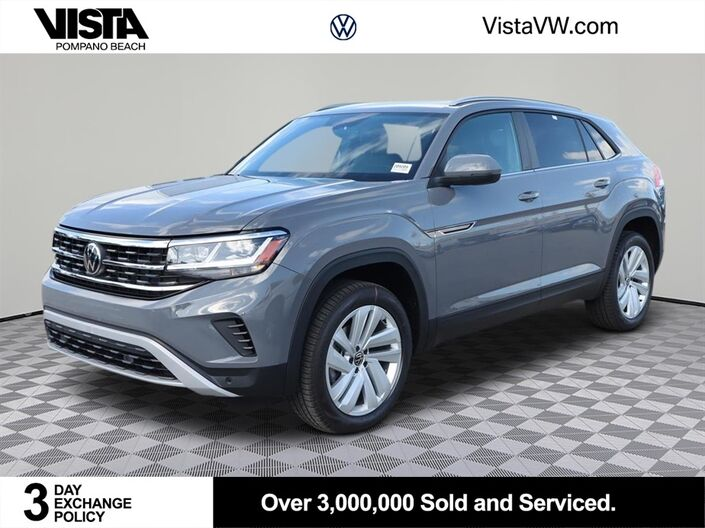 2021 Volkswagen Atlas Cross Sport 3.6L V6 SE w/Technology Pompano Beach FL