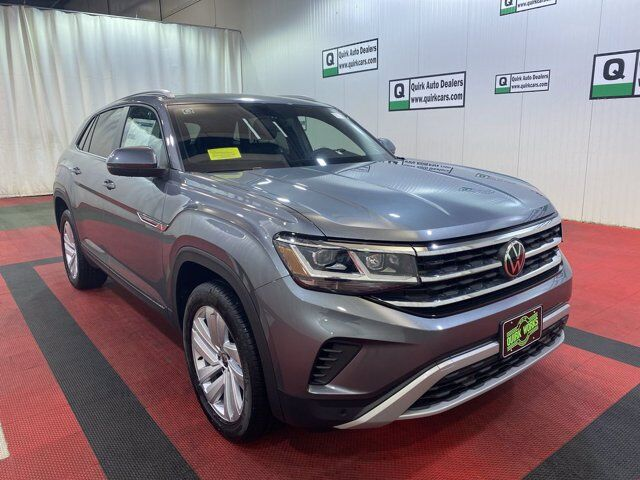 2021 Volkswagen Atlas Cross Sport 3.6L V6 SE w/Technology Braintree MA