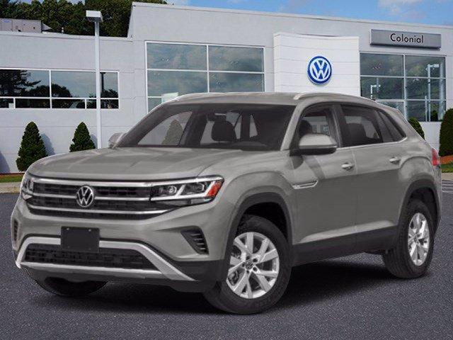 2021 Volkswagen Atlas Cross Sport 3.6L V6 SE w/Technology R-Line 4MOT Wellesley MA