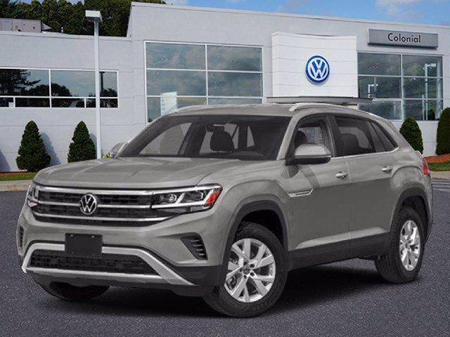 2021 Volkswagen Atlas Cross Sport 3.6L V6 SE w/Technology R-Line 4MOT Westborough MA