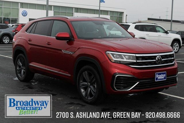 2021 Volkswagen Atlas Cross Sport 3.6L V6 SE w/Technology R-Line 4Motion Green Bay WI